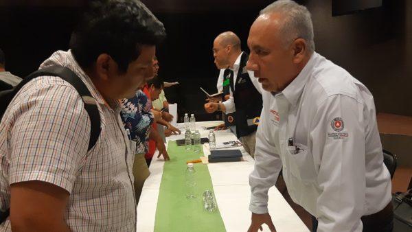 """Atienden Gobierno del Estado y Federación a municipios declarados en Desastre por """"Narda"""""""