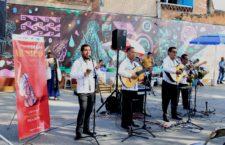 Celebra Ayuntamiento capitalino en espacios públicos el Día del Músico