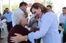 Llega a Candiani la jornada médica del DIF de Oaxaca de Juárez