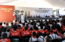 Oaxaca reafirma su vocación federalista y se suma al desarrollo de la Nación con la grandeza de su cultura y gente: AMH