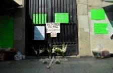 Invasores responsabilizan a autoridades de desalojo en tres parajes de Xoxocotlán
