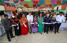 Ferias de Inclusión fortalecen desarrollo social: Espinosa Santibáñez