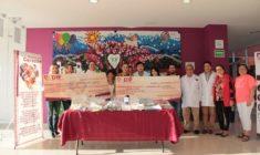 Dona DIF Municipal de Oaxaca de Juárez 193,653 pesos para niñez con cáncer