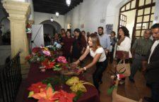 Exponen resultados de talleres navideños del Ayuntamiento de Oaxaca de Juárez