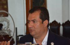 Invita Oswaldo García Jarquín al primer informe de actividades