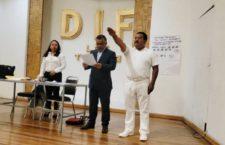 Eligen a Marcos Gómez Cruz como delegado en Oaxaca del Sindicato del DIF Nacional