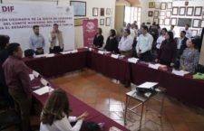 Rinde DIF Municipal informe de actividades 2019 ante Junta de Gobierno