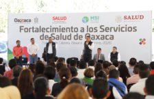 Gobierno del Estado fortalece los Servicios de Salud de Oaxaca