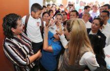 Vamos a meterle más ganas para seguir trayendo el desarrollo y bienestar a las familias oaxaqueñas: IMM