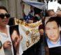 Habitantes de Juquila, exigen que no sea liberado el edil de Yaitepec