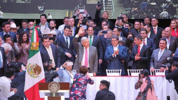 Las y los trabajadores son la fuerza que necesita México para su desarrollo: AMH