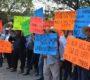 Habitantes de San Pedro Quiatoni, se pronuncian en contra de empresas mineras