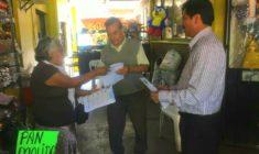 Supervisa Alfonso Vásquez establecimiento de San Antonio de la Cal por COVID_19