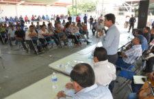 Asamblea de San Antonio de la Cal, acuerda proceder contra ex autoridades por saqueo