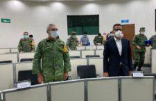 Gobierno de Oaxaca y Fuerzas Armadas suman esfuerzos a través  del PLAN DN-III para atender casos por COVID-19