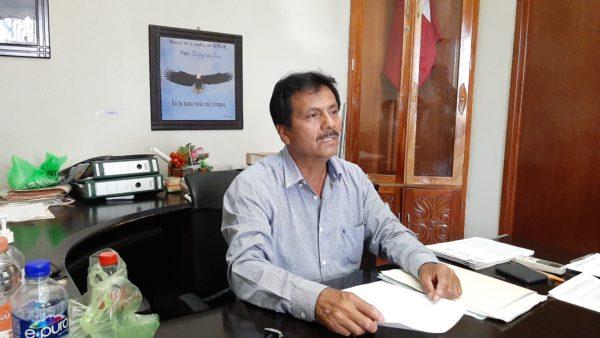 Llama Alfonso Vásquez a no politizar la emergencia sanitaria en San Antonio de la Cal