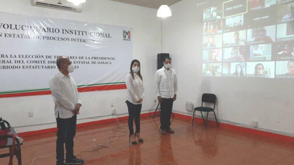Deja Jorge González Ilescas un PRI fortalecido en Oaxaca