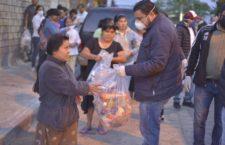 76 colonias son beneficiadas con programa emergente del Ayuntamiento de Oaxaca de Juárez