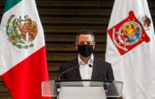 Alejandro Murat convoca a la sociedad a un aislamiento total y voluntario