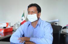 Pide Alfonso Vásquez apoyo al Gobierno Estatal para San Antonio de la Cal ante contingencia por el COVID_19