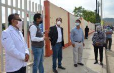Reabren Centro de Salud de San Antonio de la Cal