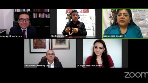 Concluye la Semana Municipal de los Derechos Humanos del Ayuntamiento de Oaxaca