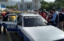 Vigilan Ayuntamiento y SEMOVI cumplimiento de normas de vialidad en la ciudad de Oaxaca