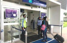 """Aeropuerto Internacional de Oaxaca recibe el sello """"Safe Travels"""""""