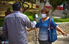 Fortalece SAPAO filtros sanitarios en sus instalaciones
