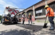 Inicia Gobierno de Oaxaca trabajos de conservación en las carreteras Oaxaca- Cuilápam y San Raymundo Jalpan- Zaachila