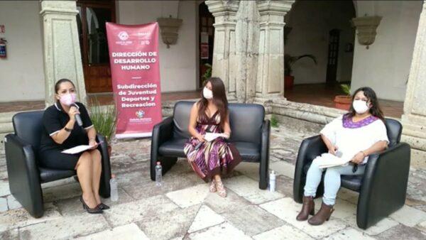 Crea Ayuntamiento de Oaxaca espacio virtual para la expresión de la juventud