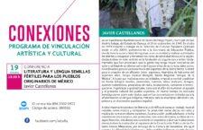 """Seculta te invita a la conferencia """"Literatura y lengua semillas fértiles para los pueblos orig-inarios de México"""""""