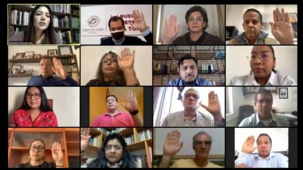 Aprueba Cabildo de Oaxaca de Juárez dictamen del proyecto de Ley de Ingresos 2021