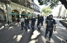 Exhortan Ayuntamiento de Oaxaca y Guardia Nacional a reforzar cuidado de la salud