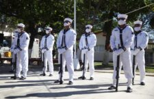 AMH reconoce al personal de sanidad naval que ha participado en el combate del COVID-19
