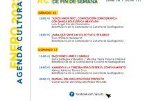 Invita Seculta a disfrutar la programación cultural de fin de semana a través de sus redes sociales