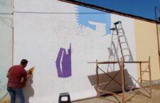 """Presenta Seculta los proyectos  """"Mural sobre la vida de la mujer en la Sierra Norte"""" y """"Las ocho regiones"""""""