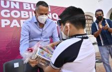 En tiempos de pandemia, la educación sigue siendo prioritaria: Ayuntamiento de Oaxaca