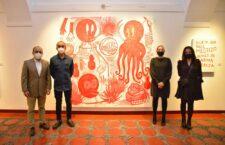 Destaca revista mundial de arte contemporáneo, exposición de la Casa de la Cultura Oaxaqueña