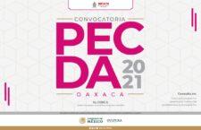 La Secretaría de Cultura del Gobierno de México y la Secretaría de las Culturas y Artes de Oaxaca publican convocatoria PECDA Oaxaca 2020-2021