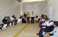 Sensibiliza Ayuntamiento de Oaxaca a operadores del transporte público sobre violencia de género