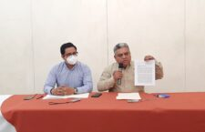Impugna Hugo Jarquín a Martínez Neri como candidato de Morena a la presidencia municipal de Oaxaca