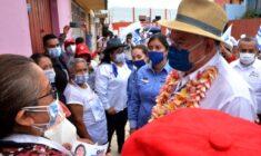 Suscribe Javier Villacaña compromisos a favor de las agencias y colonias y la diversidad
