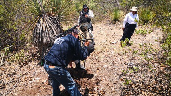 Damos continuidad a plan de búsqueda de Claudia Uruchurtu Cruz, en colaboración con la Comisión Nacional de Búsqueda: FGEO