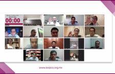 Aprueba IEEPCO sustituciones de las candidaturas a Diputaciones locales y Concejalías a los Ayuntamientos