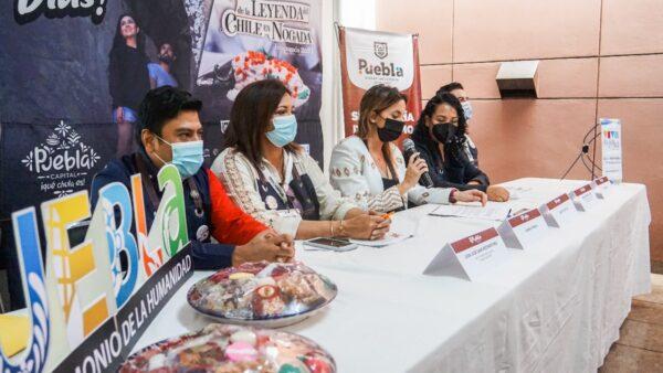 Recibe Sectur Oaxaca a la ciudad de Puebla para compartir su programa de Verano 2021