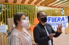 Sindicatos cierran escuelas de la UABJO