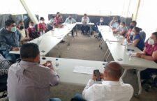 Encabeza Segego acto de entrega- recepción junto a la nueva autoridad de Concepción Pápalo