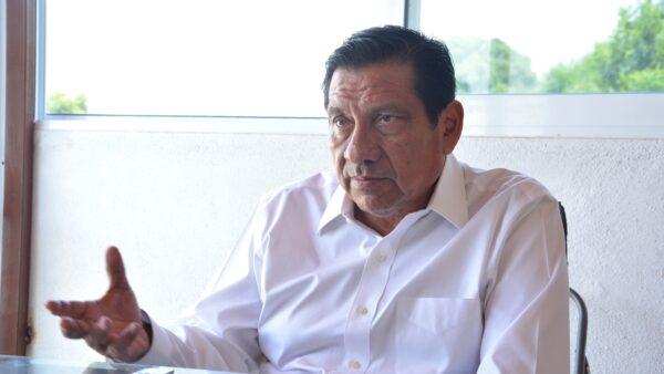 La consulta es un ejercicio democrático en el que los mexicanos vamos a decidir el rumbo que queremos para el país: Rosendo Serrano