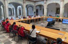 Gobierno de Oaxaca y Federación ofrecen retorno seguro a pobladores de la zona Triqui